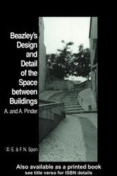 Beazley's Design and Detail of the Space between Buildings