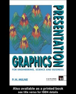 Ebook in inglese Presentation Graphics for Engineering, Science and Business Milne, P.H.
