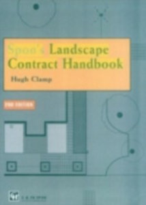 Ebook in inglese Spon's Landscape Contract Handbook Clamp, H. , Clamp, Hugh