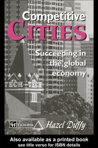 Ebook in inglese Competitive Cities Duffy, Hazel