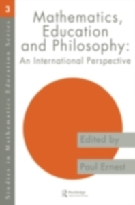 Ebook in inglese Mathematics Education and Philosophy -, -