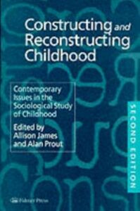 Foto Cover di Constructing and Reconstructing Childhood, Ebook inglese di  edito da Taylor and Francis