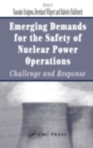 Ebook in inglese Emerging Demands for the Safety of Nuclear Power Operations -, -