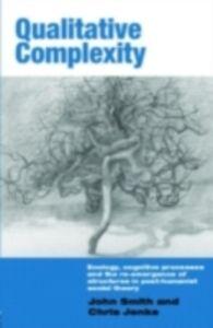 Ebook in inglese Qualitative Complexity Jenks, Chris , Smith, John