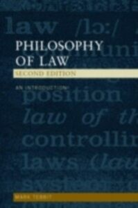 Ebook in inglese Philosophy of Law