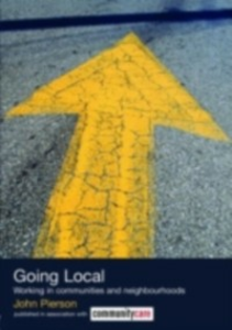 Ebook in inglese Going Local Pierson, John