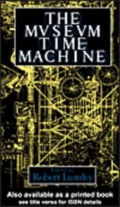 Ebook in inglese The Museum Time Machine Lumley, Robert