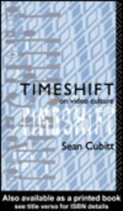 Foto Cover di Timeshift, Ebook inglese di Sean Cubitt, edito da