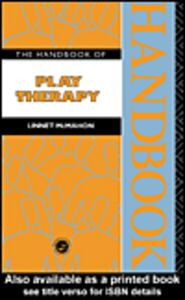 Foto Cover di The Handbook of Play Therapy, Ebook inglese di Linnet McMahon, edito da
