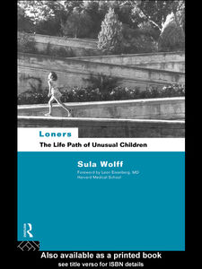 Ebook in inglese Loners Wolff, Sula