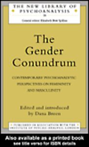Foto Cover di The Gender Conundrum, Ebook inglese di Dana Birksted-Breen, edito da