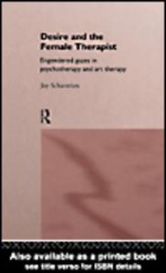 Ebook in inglese Desire and the Female Therapist Schaverien, Joy