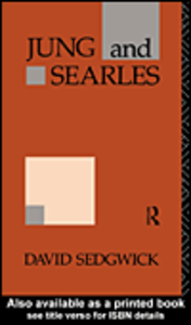 Ebook in inglese Jung and Searles Sedgwick, David