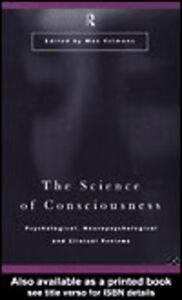 Foto Cover di The Science of Consciousness, Ebook inglese di Max Velmans, edito da