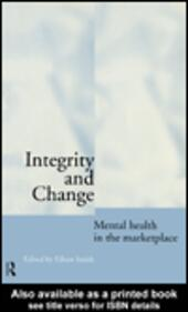 Integrity and Change