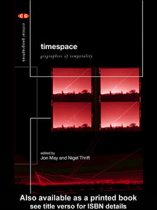 Foto Cover di Timespace, Ebook inglese di Jon May,Nigel Thrift, edito da