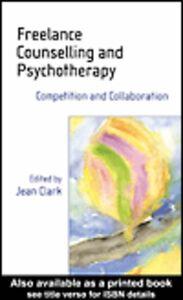 Foto Cover di Freelance Counselling and Psychotherapy, Ebook inglese di Jean Clark, edito da