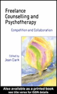 Ebook in inglese Freelance Counselling and Psychotherapy