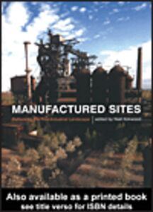 Ebook in inglese Manufactured Sites