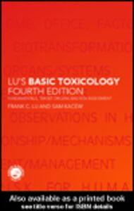 Ebook in inglese Lu's Basic Toxicology Kacew, Sam , Lu, Frank C.