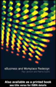 Ebook in inglese e-Business and Workplace Redesign