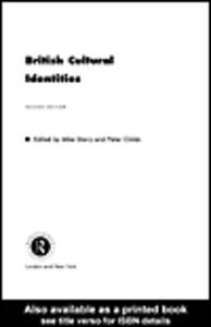 Ebook in inglese British Cultural Identities