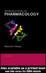 Foto Cover di Introduction to Pharmacology, 2nd Edition, Ebook inglese di Mannfred A. Hollinger, edito da