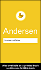 Ebook in inglese Stories and Tales Andersen, Hans Christian