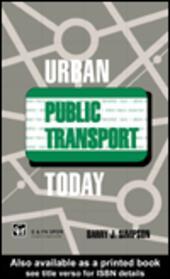 Urban Public Transport Today