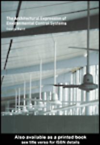 Ebook in inglese The Architectural Expression of Environmental Control Systems Baird, George