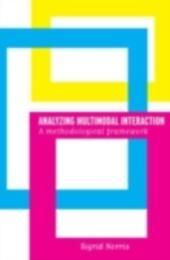 Analyzing Multimodal Interaction