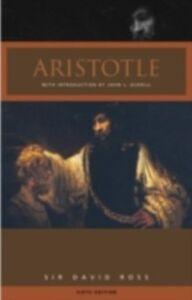 Ebook in inglese Aristotle Ross, Sir David