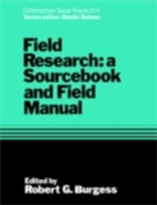 Foto Cover di Field Research, Ebook inglese di  edito da Taylor and Francis
