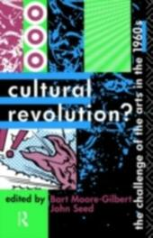 Cultural Revolution?