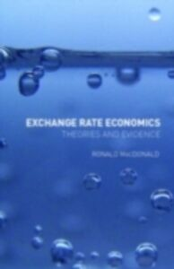 Ebook in inglese Exchange Rate Economics MacDonald, Ronald