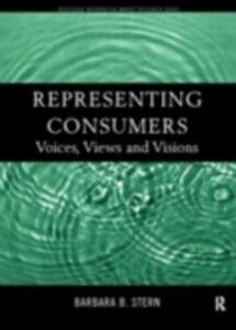 Ebook in inglese Representing Consumers