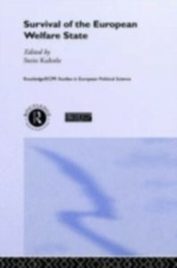 Ebook in inglese Survival of the European Welfare State -, -