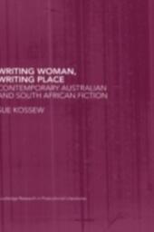 Writing Woman, Writing Place