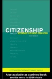 Ebook in inglese Citizenship Through Secondary Religious Education Gearon, Liam
