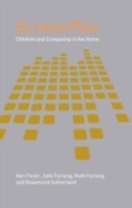 Ebook in inglese Screenplay Facer, Keri , Furlong, Ruth , Sutherland, Rosamund