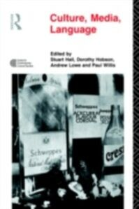 Ebook in inglese Culture, Media, Language al, Stuart Hall et