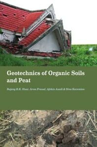 Foto Cover di Geotechnics of Organic Soils and Peat, Ebook inglese di AA.VV edito da CRC Press