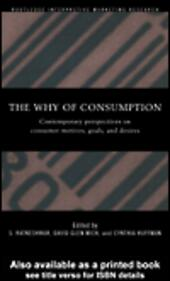 The Why of Consumption