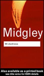 Ebook in inglese Wickedness Midgley, Mary