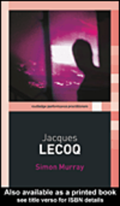 Ebook in inglese Jacques Lecoq Murray, Simon
