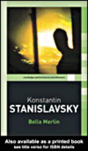 Foto Cover di Konstantin Stanislavsky, Ebook inglese di Bella Merlin, edito da