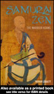 Ebook in inglese Samurai Zen Leggett, Trevor