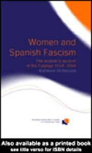 Ebook in inglese Women and Spanish Fascism Richmond, Kathleen