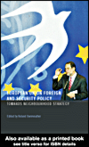 Ebook in inglese European Union Foreign and Security Policy
