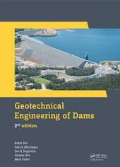 Geotechnical Engineering of Dams, 2nd Edition